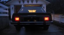 """BILEN MIN: Janns """"Bad ass"""" Ford Granada 2,8 GL"""
