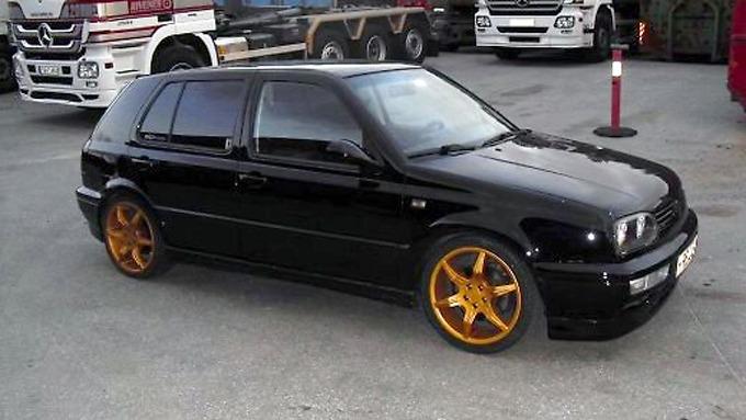 Sekssylindret motor gjorde at VW Golf plutselig ble et alternativ til BMW 3-serie da Golf III kom på markedet tidlig på 1990-tallet.