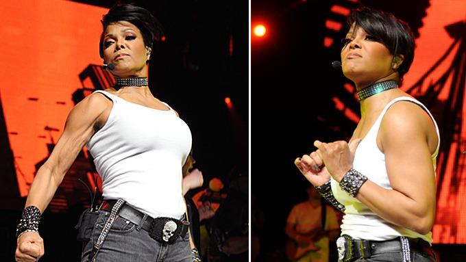 Janet Jackson er tilbake i toppform, fremstår som en mannlig muskelbunt! thumbnail