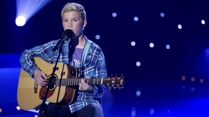 Berge Ohm blir wildcard i «Norske talenter»-finalen, vel fortjent! thumbnail