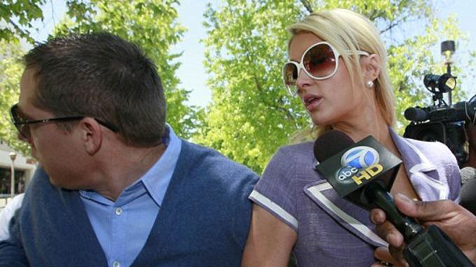 Paris Hilton, mediahora angrepet av fan, eller haters! thumbnail
