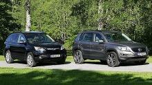 Hvilken bør vi velge - CR-V eller Tiguan?