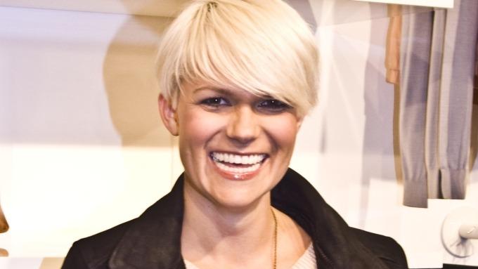 Sigrid Bonde Tusvik satte pris på omtalene til «Hjelp, vi er i filmbransjen»! thumbnail