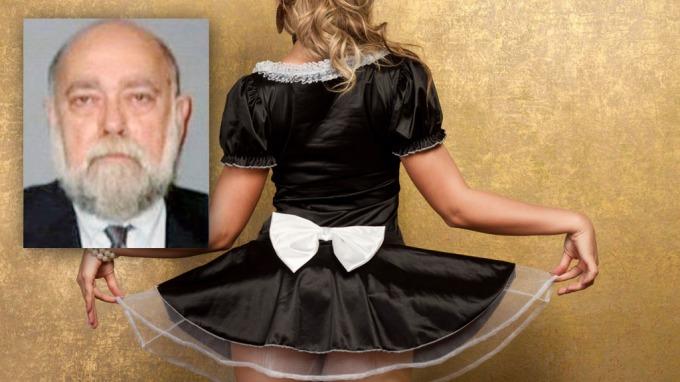 Joseph Yannai, sexgal og kronisk kåt forfatter dømt for misbruk av danske au pair-jenter! thumbnail