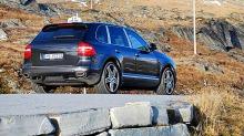 Porsche Cayenne: Dette kaller vi heftig taxi
