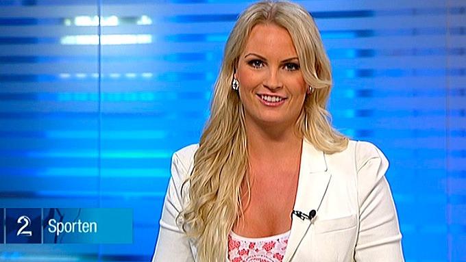 Lisa-Mari Moen Jünge, TV 2s sportsanker fikk en stressende morgen! thumbnail