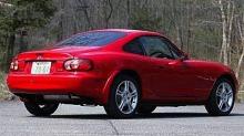 Mazda MX-5 coupe: Kjenner du igjen denne bilen?