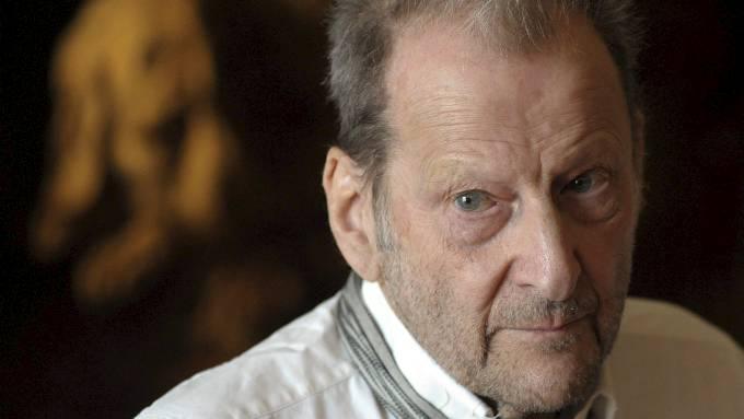 Den britiske maleren Lucien Freud er død, 88 år gammel, en gammel mann har takket for deg! thumbnail