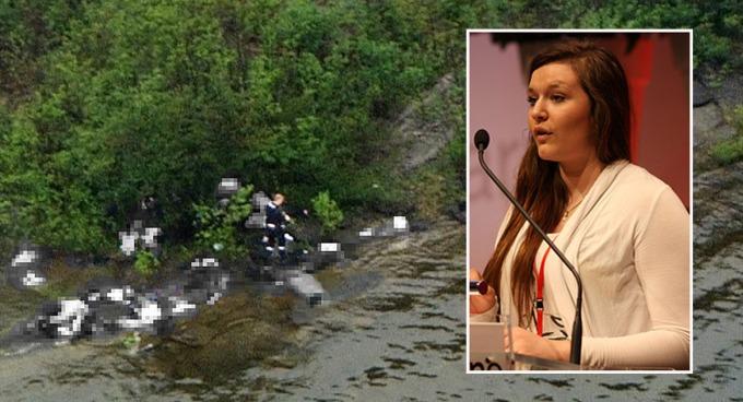 Emma Martinovic klarte å svømme fra massedrapsmannen Anders Behring Breivik, og tok med seg en 11 år gammel gutt! thumbnail