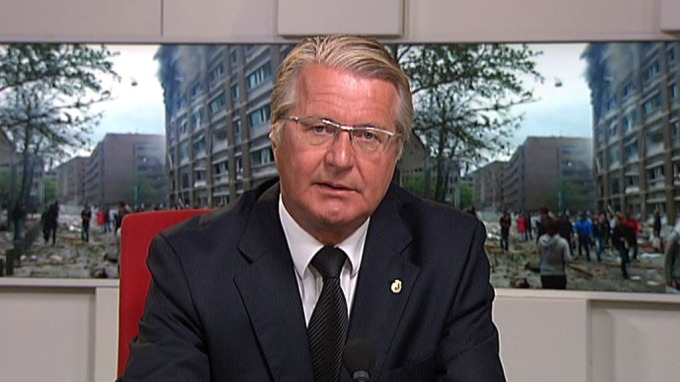 Fabian Stang, Oslos ordfører ber folk vente med å stemme til selve valgdagen! thumbnail