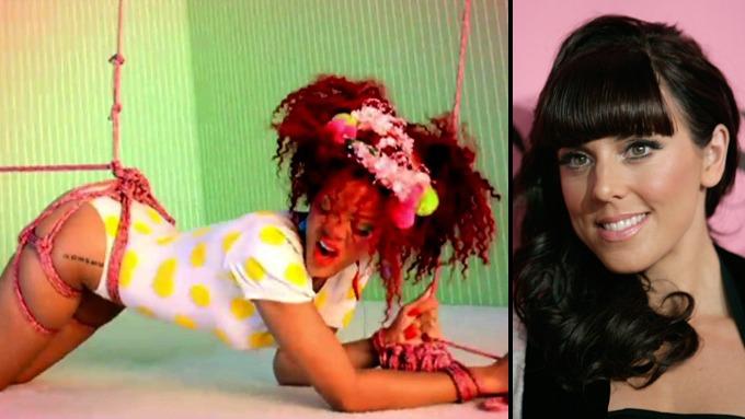 Melanie Chisholm mener at Rihanna for ikke å ta hensyn til barn! thumbnail