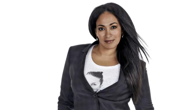 Sarah Natasha Melbye sier hun aldri selv hadde meldt seg på «Big Brother»! thumbnail