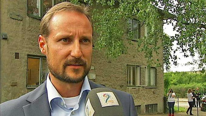 Kronprinsen stolt over hvordan Norge taklet 22/7-11, roser medmenneskeligheten og optimismen! thumbnail
