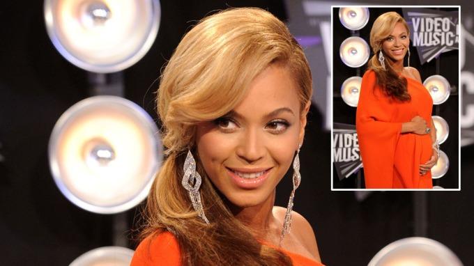 Beyoncé og ektemannen Jay-Z venter barn, Beyoncé er gravid! thumbnail