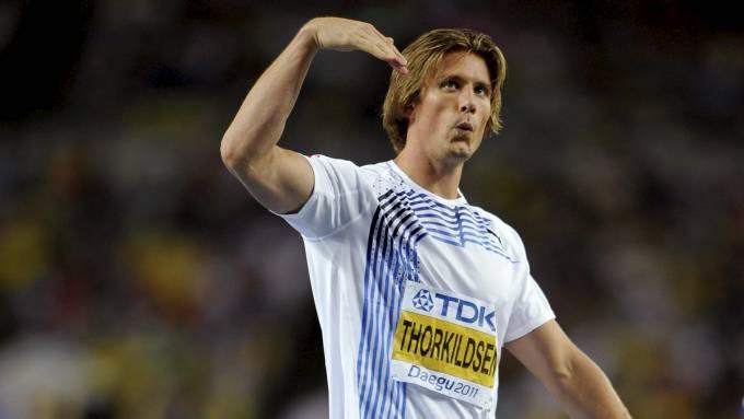 Andreas Thorkildsen er fornøyd med sølvmedalje på en dårlig dag! thumbnail