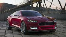 Ford i fremtiden: Slik vil bilene se ut i årene som kommer