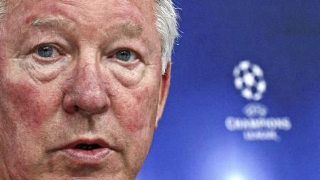 Ferguson freste mot Dalglish' reporterdatter, Lindegaard-spørsmål satte sinnet i kok hos Manchester United-manageren! thumbnail