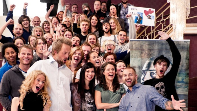 «Hotel Cæsar» heier på «Idol»-Pål