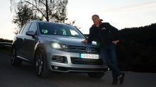 """VW Touareg 4,2 TDI V8: """"Versting-SUV"""" i folkedrakt"""