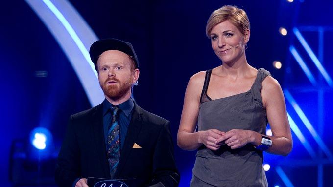 Guri Solberg er redd for å si feil på utstemmingen av «Idol»! thumbnail