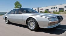 Ferrari Pinin: Unik luksusbil søker ny eier