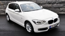 NYBILTEST: BMW 116i
