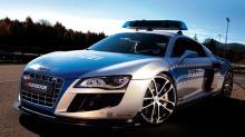 Audi R8 ABT: Denne kan du bare glemme å kjøre fra