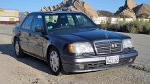 Mercedes E500: Noen biler lar seg ikke slite ut