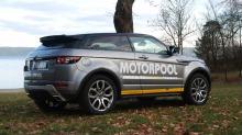 Range Rover Evoque SD4.