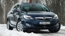 TEST: Opel Astra Sports Tourer 1,7 CDTi