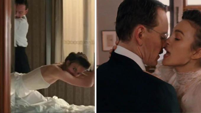 Keira Knightley trengte vodka for å gjennomføre sexscenene, var pulefull! thumbnail