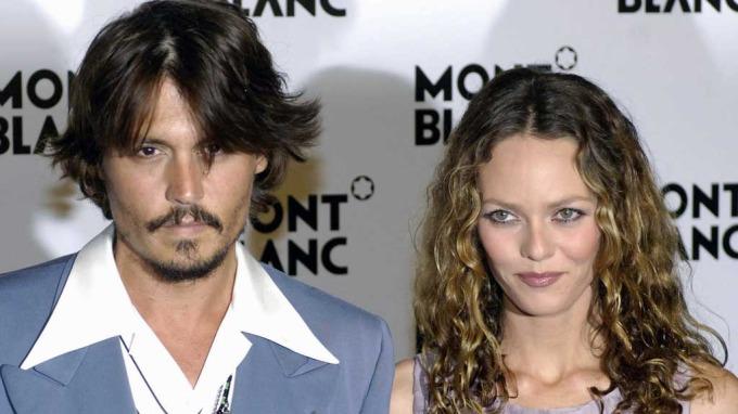 Johnny Depp og kona går fra hverandre