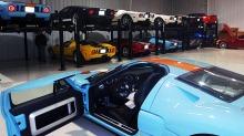 Ford GT40: Seks år - men splitter ny