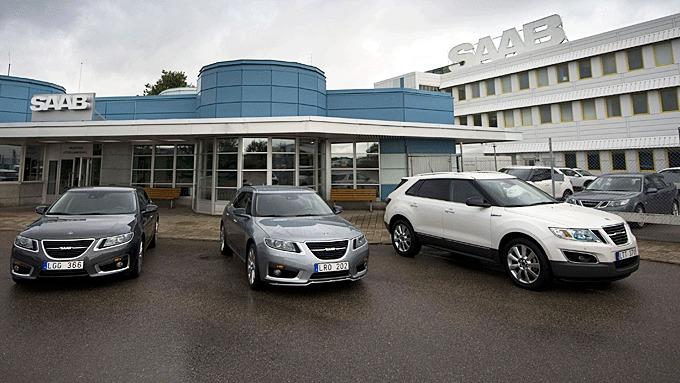 Nå kommer alle bilene til de Saab-ansatte ut på markedet. Det er grunn til å regne med skikkelig konkurspriser.