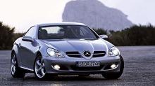 Mercedes SLK: Nå har drømmebilen blitt billig