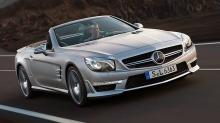 Mercedes SL 63 AMG: 564 hester - og under liter´n på mila!