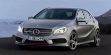 Mercedes A-klasse: