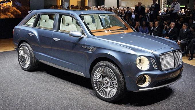 Bentley overrasket stort med designet på sitt nye SUV-konsept. Men dette blir neppe sluttresultatet.