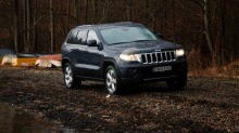 Jeep Grand Cherokee: