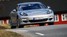 Porsche Panamera diesel: