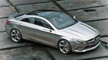 Mercedes CSC: Første forsmak på noe helt nytt!
