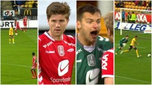Fair Play? Freak Golazo! Erik Mjeldes 60 yard lob (Brann) vs Lillestrom