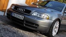 Bilen min: Audi A4: Daniels bil har mer under panseret enn de fleste