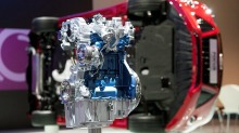 Ford Ecoboost 1,0: Denne lille tassen har satt 16 fartsrekorder