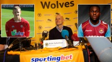 To nye spillere klare for Wolves