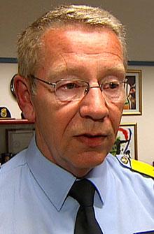 MAKTESLØSE: Politiet føler seg maktesløse overfor tiggerinvasjonen i Oslo. Det forteller fungerende politimester Roger Andresen.