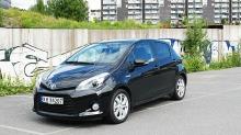 Test Toyota Yaris Hybrid: Den snilleste gutten i klassen