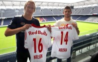 Berisha og Nielsen solgt til Red Bull Salzburg for totalt 33 mill.