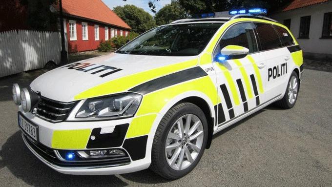 Dette skal etter hvert bli et svært vanlig syn i trafikken, politibilene får nytt design - bare ett år etter forrige endring.