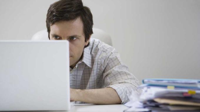 """PSYKOPAT: Kan det å ikke delta i sosiale medier et tegn på at du er psykopat? Noen mener det er """"mistenkelig""""."""